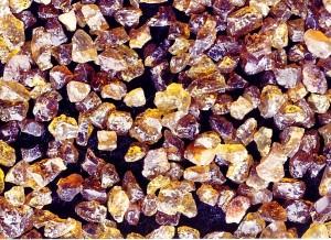 Amber Blast™ blasting abrasive